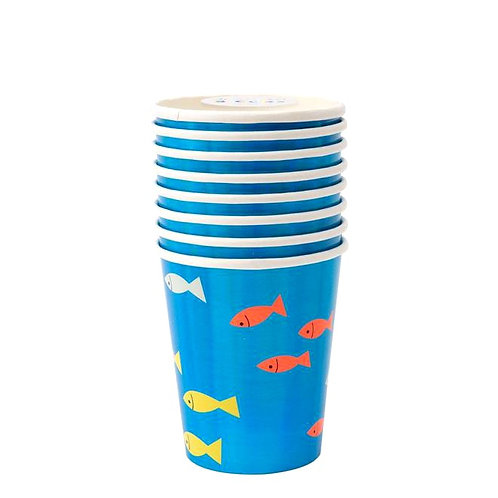 """Mermaids, Pirates and """"Under the Sea"""" - Sea Cup"""