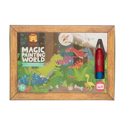 Magic Painting World - Dinosaur