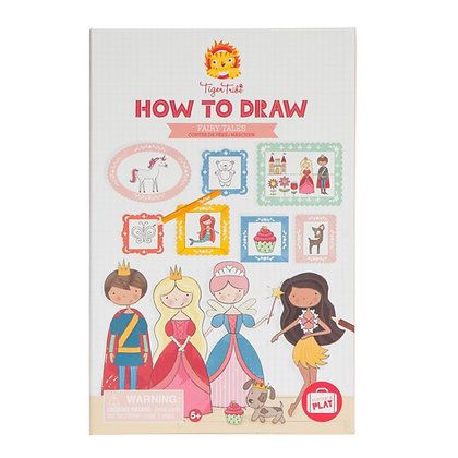 How to Draw- Fairy Tales