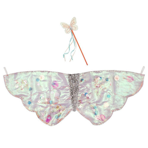 Sequin Butterfly Wings Dress Up