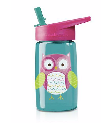Tritan Bottle - Owl