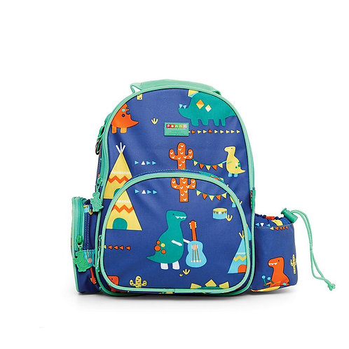 Backpack Medium Dino Rock