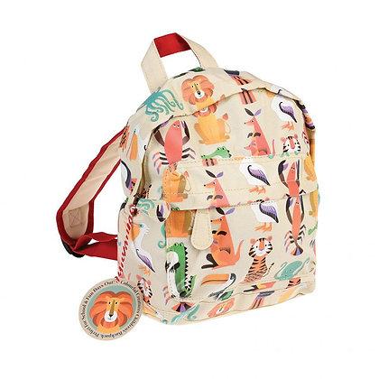 Colourful Creatures Mini Backpack