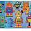 Thumbnail: 100-Pc Travel Puzzles Robot