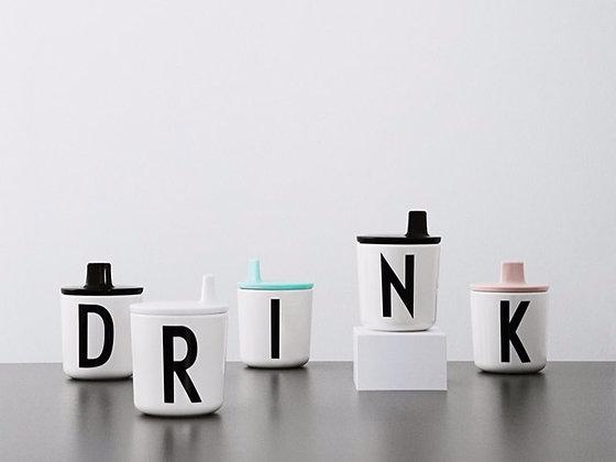 Design Letters Melamine Cup(A-Z)