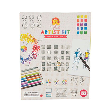 Artist Kit  Learn Imagine Create