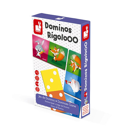 Dominoes Game - Dominos Rigoloo