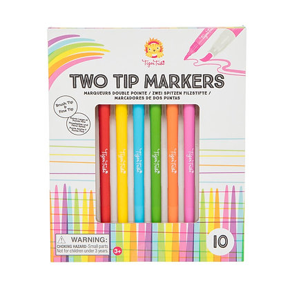 Two Tip Markers
