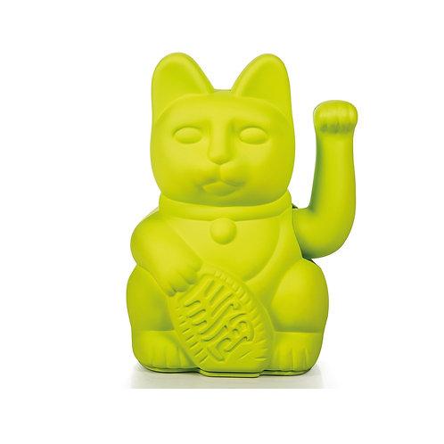 Lucky Cat-Neon Green