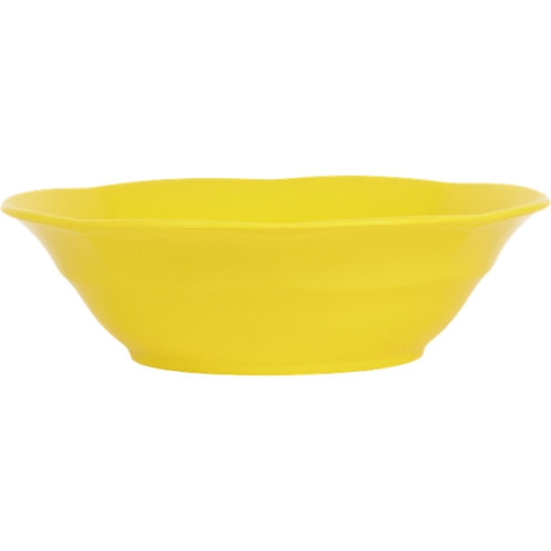 Melamine Soup Bowl in Yellow Color