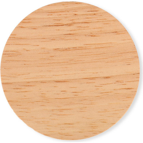 Wooden lid for for cup