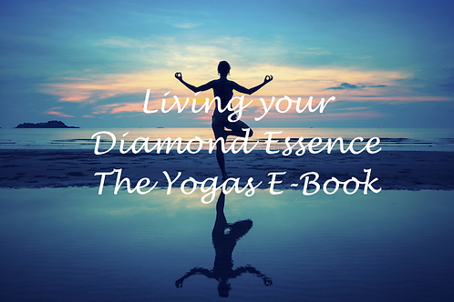 The Yogas E-Book ~ Companion Guide for Safe and Optimal Home Practice