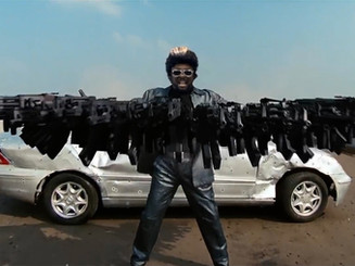 Black Eyed Peas - ACTION