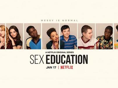 Sex Education et son petit manuel