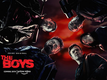 The Boys - une série anti-Marvel
