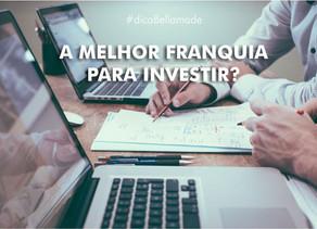 Qual é a melhor franquia para investir?