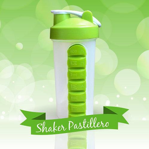 Shaker Pastillero Pure Health