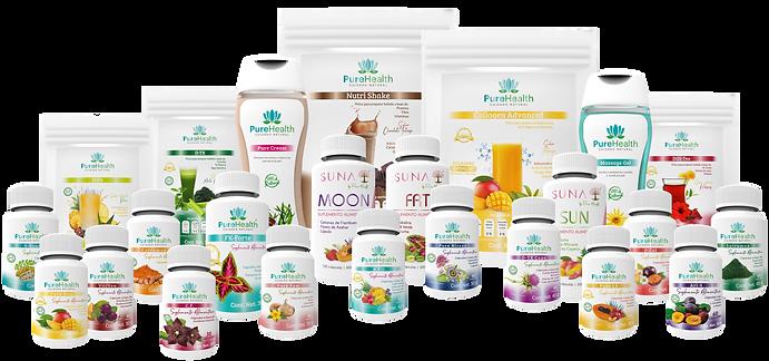 Productos Pure Health