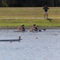 Junior 2X Heat Race