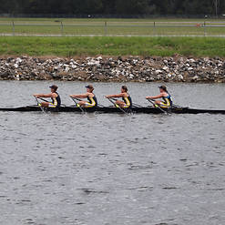 AHNRC Women's High School Junior 4x (A)