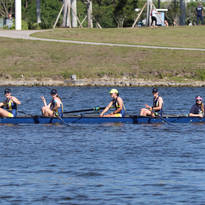 Junior 4+ District Champs