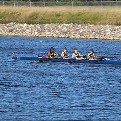 AHNRC Women's High School Lightweight 4+