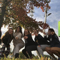 AHNRC Women's High School Arriving In Georgia