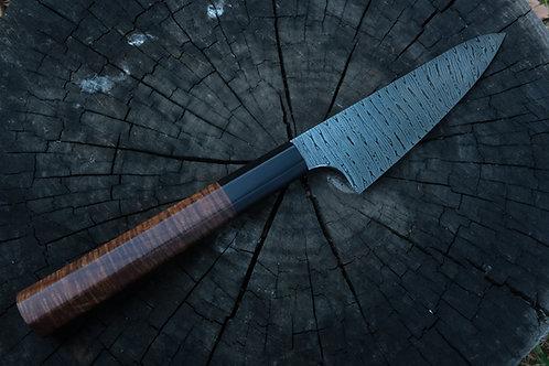 Twist Damascus Petty Knife