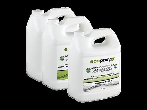 Ecopoxy - Liquid Plastic - 2:1