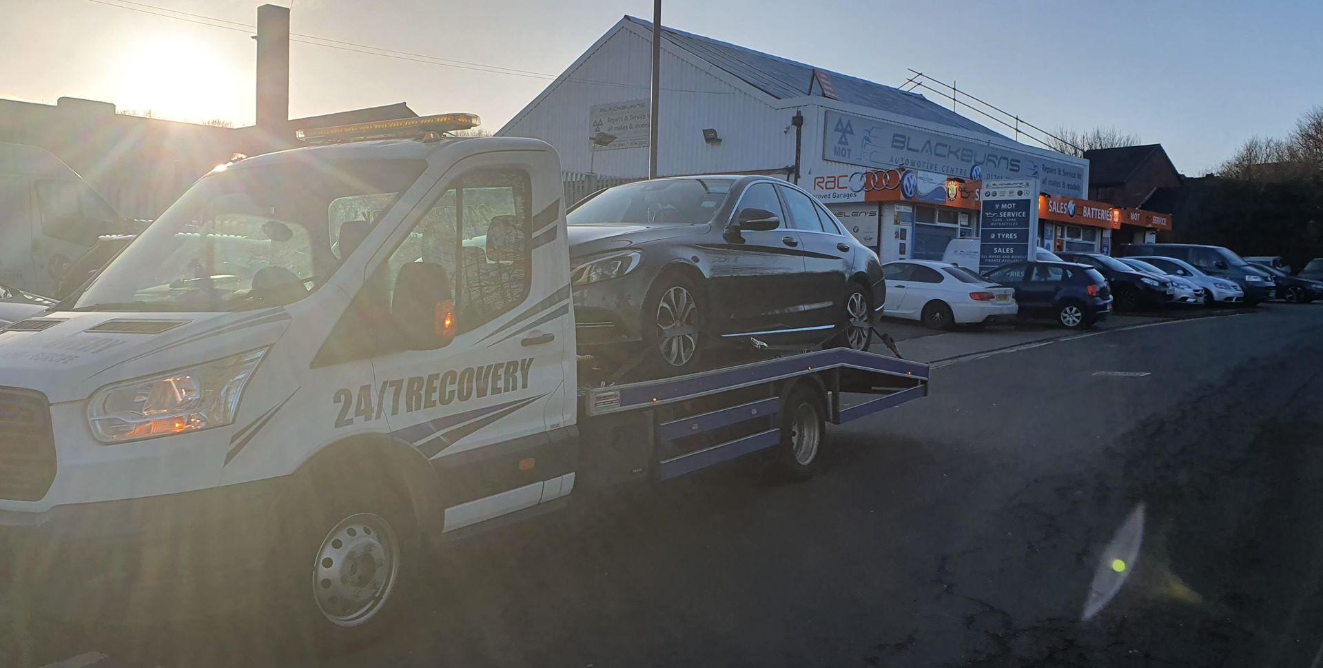 Mercedes Transport
