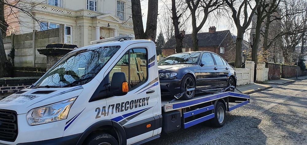 BMW Drift Car Track