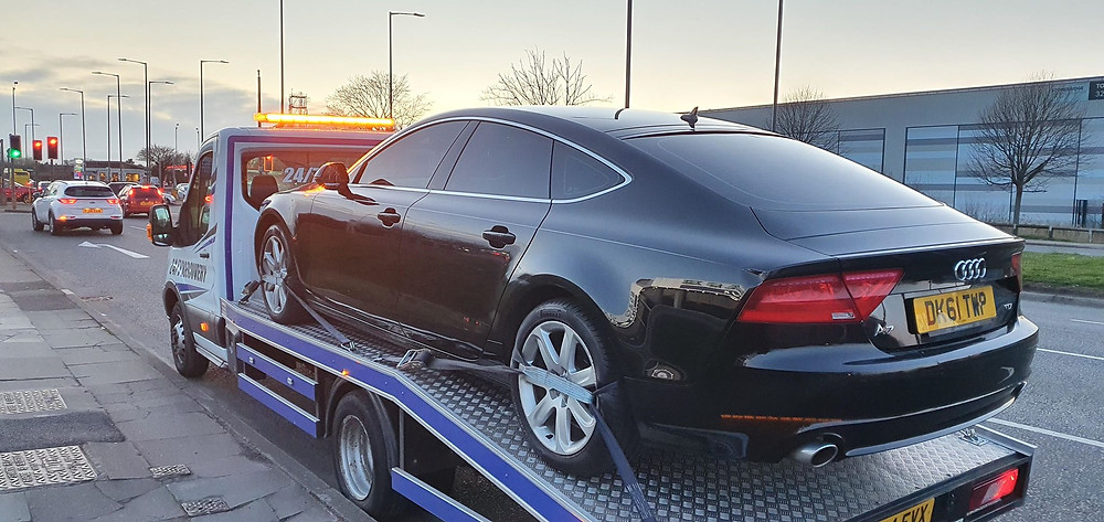 Audi A7 DPF Issues
