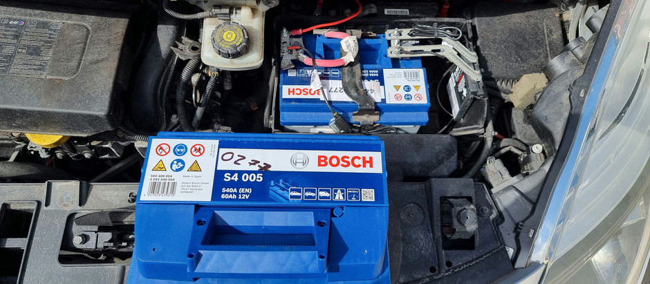 Mobile Vehicle Battery Replacement Service
