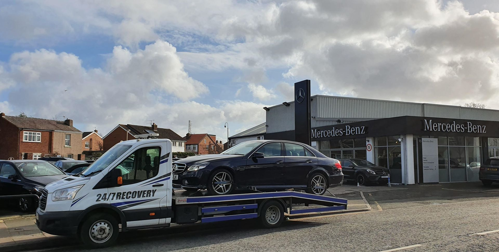 Southport Vehicle Recovery