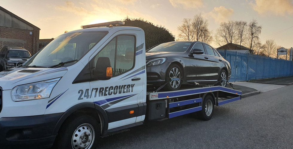 Mercedes Transport