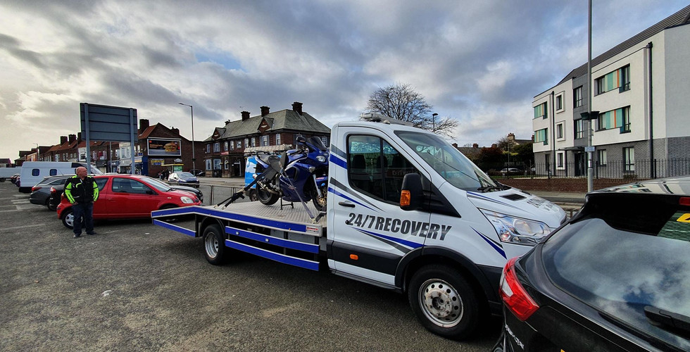 Motorcycle Recovery