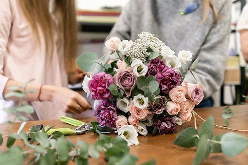 Summer Bouquet Workshop