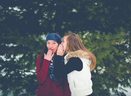 The Scars We Create: The Truth About Gossip