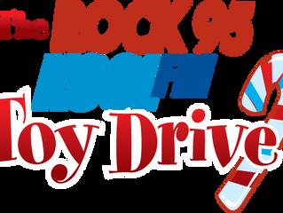 ROCK 95/KOOL FM TOY DRIVE