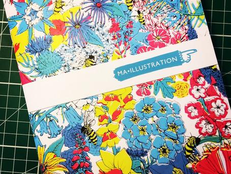 MA Illustration Catalogue 2017