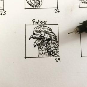 Day 29: Potoo
