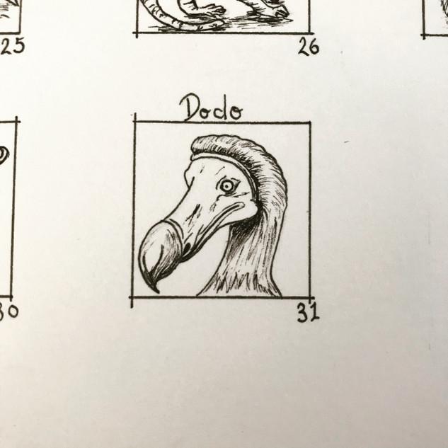 Day 31: Dodo