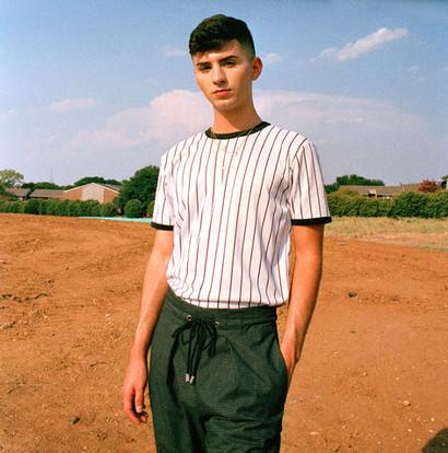 Model: Brandon Garza
