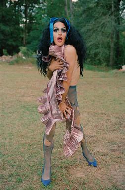 Model: Drag Queen - Marie the Con