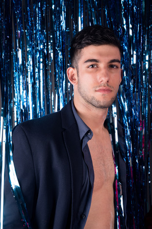 Model: Hugo Pereira