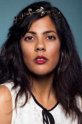 Recreation of Fabiana Delcanton's Photograph in Lucy Magazine Issue 28 Model: Khadeine Ali