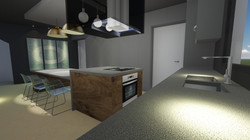 3D kitchen
