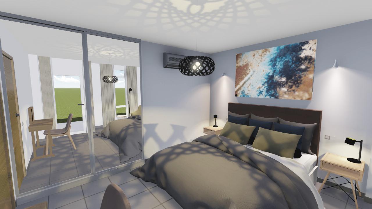habitacion 3D