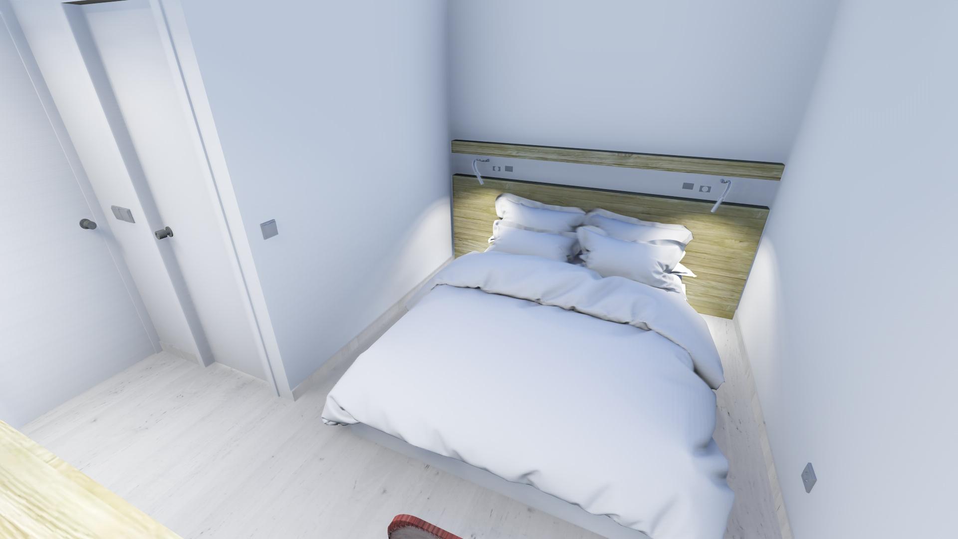 3D habitación