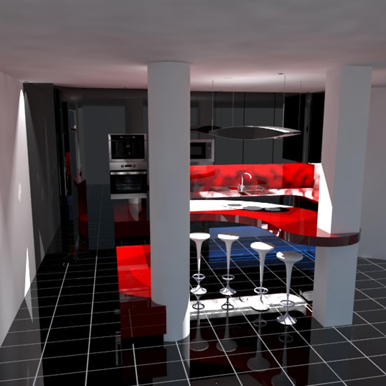 Cocinas 3D
